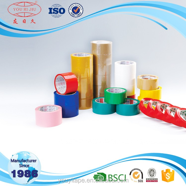 Custom Logo Printed BOPP Clear Packing Tape
