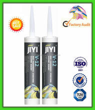Acetic Glazing Sealing Gum/Acetic Silicone Building Sealant/Rtv General Use Acetic Silicone Sealant V12