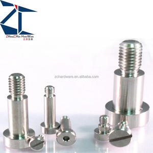 Stainless steel Precision Shoulder Screws with socket head