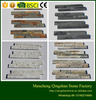 decorative stone wall panels for fireplace