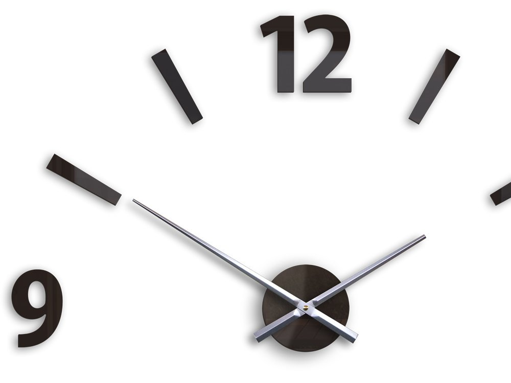 acrylic  Wall clock/Simple style wall clock