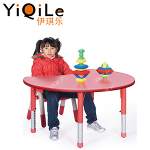 children plastic table and chair children's round table kids pencil table and chairs