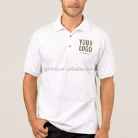 Cheap wholesale Screen printing Stock Custom logo Polo shirt