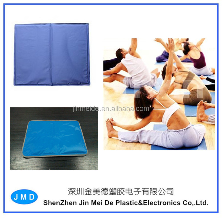 Single Bed Cooling Gel Mat / Cool Gel Mattress Padfor Home Goods ...