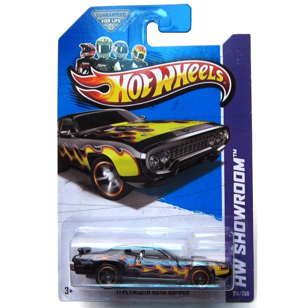 Cheap Plymouth Roadrunner Parts Find 1970 Satellite Wiring Diagram Get Quotations 2013 Hot Wheels Hw Showroom 71