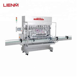 Liner Type Dish Wash Liquid Filling Machine Automatic Filling Machine for Home Care Product