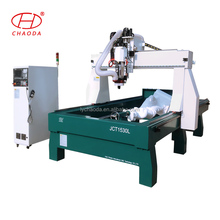 large scale exhibit displays props making cnc foam carving router machine price