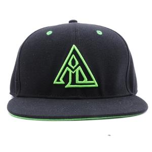 19be1e51ad6 Decorative 100% Acrylic Black Hat Free Mock Up Adjustable Snapback Cap