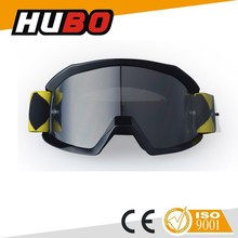 Grey lens windproof MX eyewear sports goggle for motocross