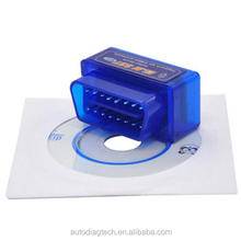 Mini OBD2 <span class=keywords><strong>ELM327</strong></span> V1.5 Interfaccia <span class=keywords><strong>Bluetooth</strong></span> Car Auto Diagnostico Scanner Tool