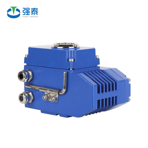 ON OFF type Intelligent Regulator 4-20Ma Mini Rotary Electric Actuator for  Butterfly Valve Ball Valve