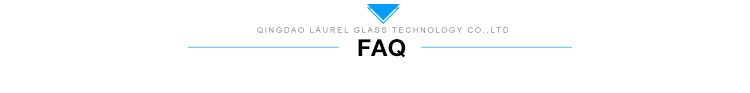 High quality ultra clear double panel tempered glass price
