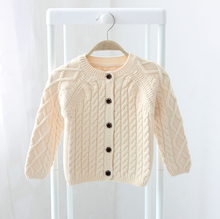 Beige Cavo <span class=keywords><strong>maglione</strong></span> di cachemire del bambino