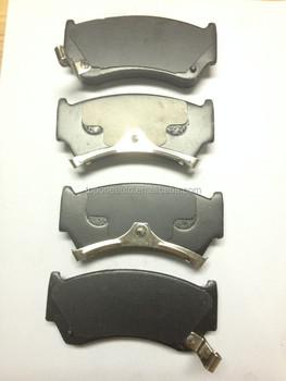 China Brake Pad Manufacturer Non Asbestos Disc Brake Pads D1236 ...
