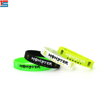 custom Football World Cup Lightweight Silicone Wristband