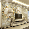 Modern luxury wallpaper wall mural custom for wallpaper home decoration 3d Wallpapers/Wall Coating