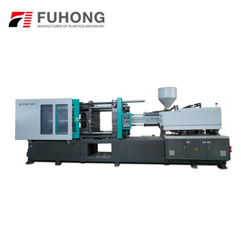 Ningbo Fuhong TUV certification Full automatic 380ton pvc pipe fitting making injection molding moulding machine