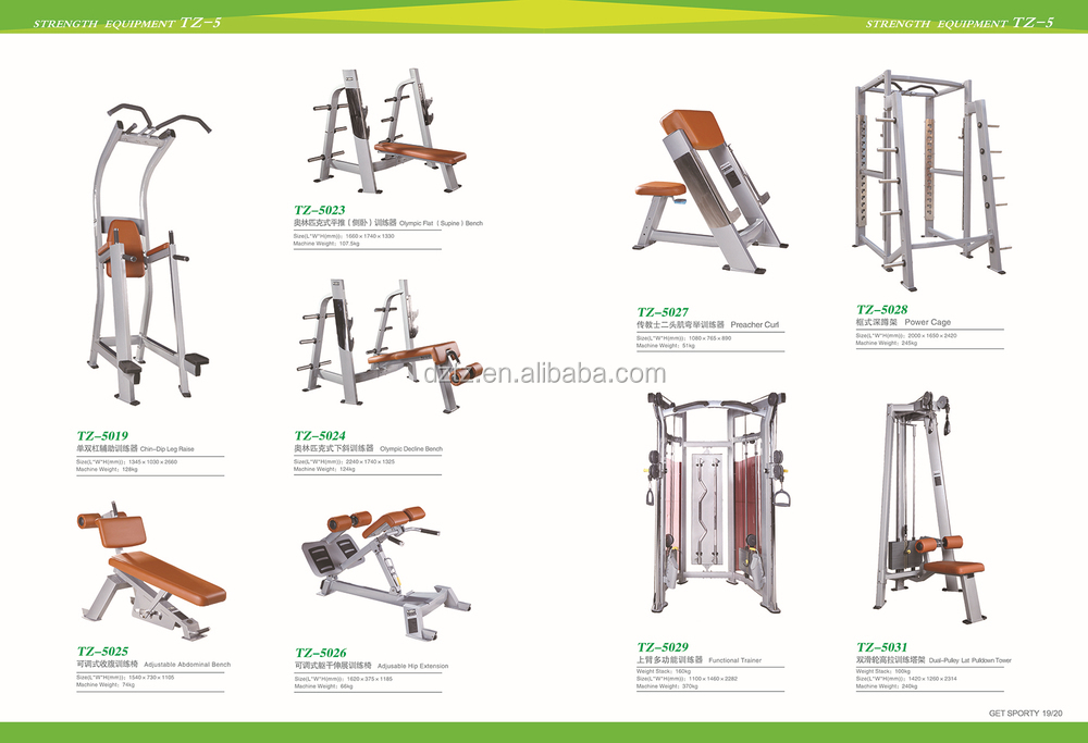 Gym equipment names sports equipment names of seated for Aparatos para hacer ejercicio
