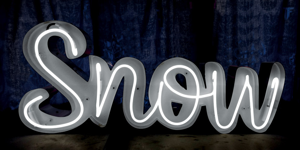 metal vintage lighting Customized Size Acrylic Led Letters
