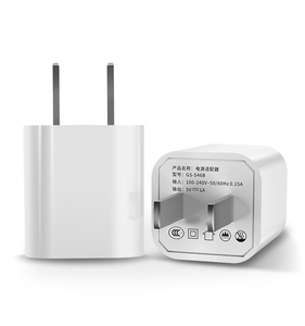 Single USB Mini 5V 1A Bulk USB Charger