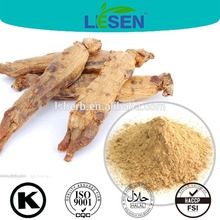 ISO certificated Korean Red Ginseng Extract 10% Ginsenoside