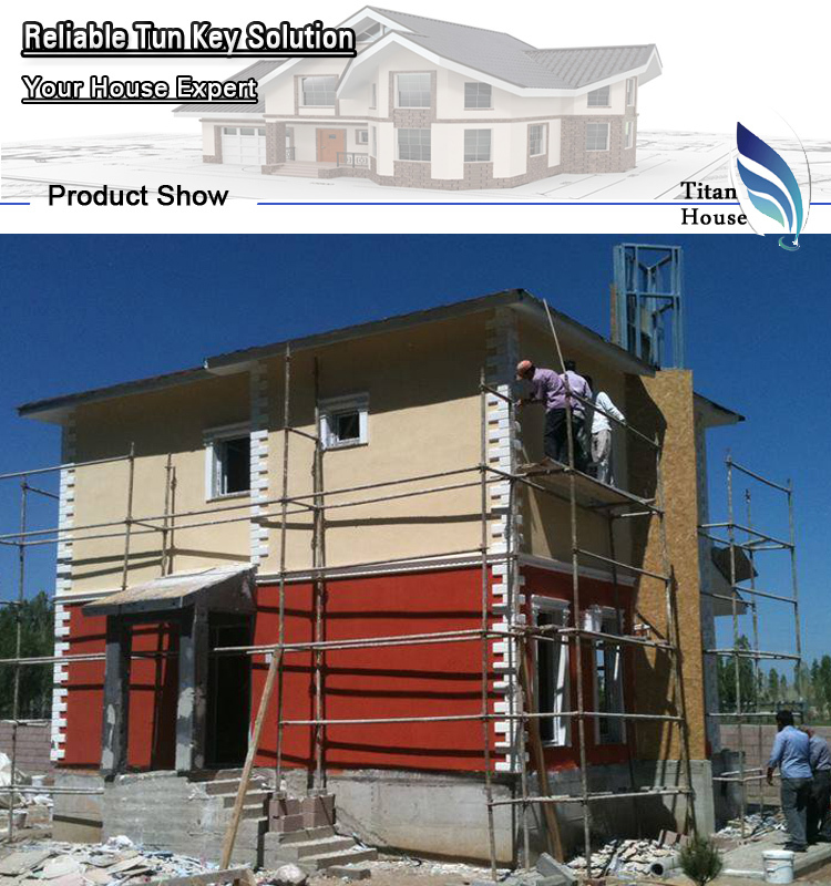 Earthquake proof modular prefabricated steel structure for Earthquake resistant home designs