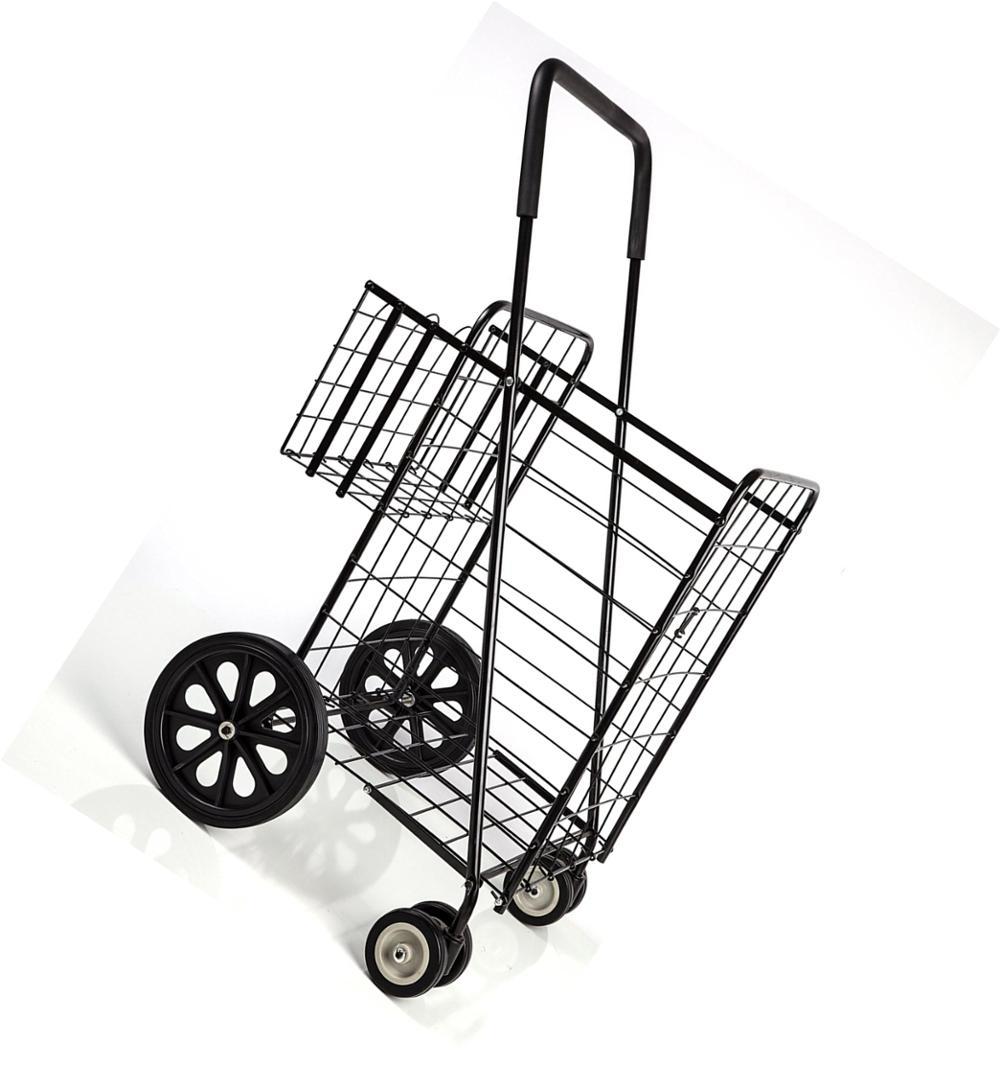 אולטרה מידי איכות גבוהה עגלת קניות מתקפלתשל יצרן עגלת קניות מתקפלת ב-Alibaba.com KD-28