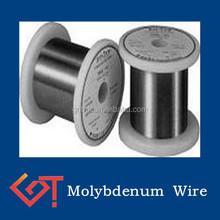 Pure molybdenum wire for cutting EDM machine