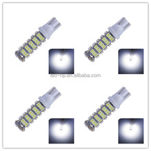 Plus LED Ampoule 6500 k T10 Douille D'ampoule 68smd 1206 LED Ampoule D'éclairage