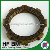 Cheap Motorcycle Clutch Plate Parts CT100, Rubber Clutch Kits KRISS Wholesale