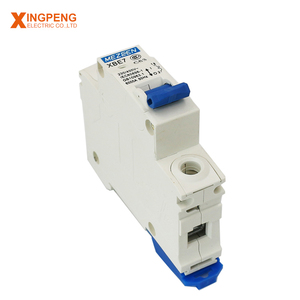 Single pole DZ47 new type 16A, electric mcb size ,instantaneous trip circuit breaker