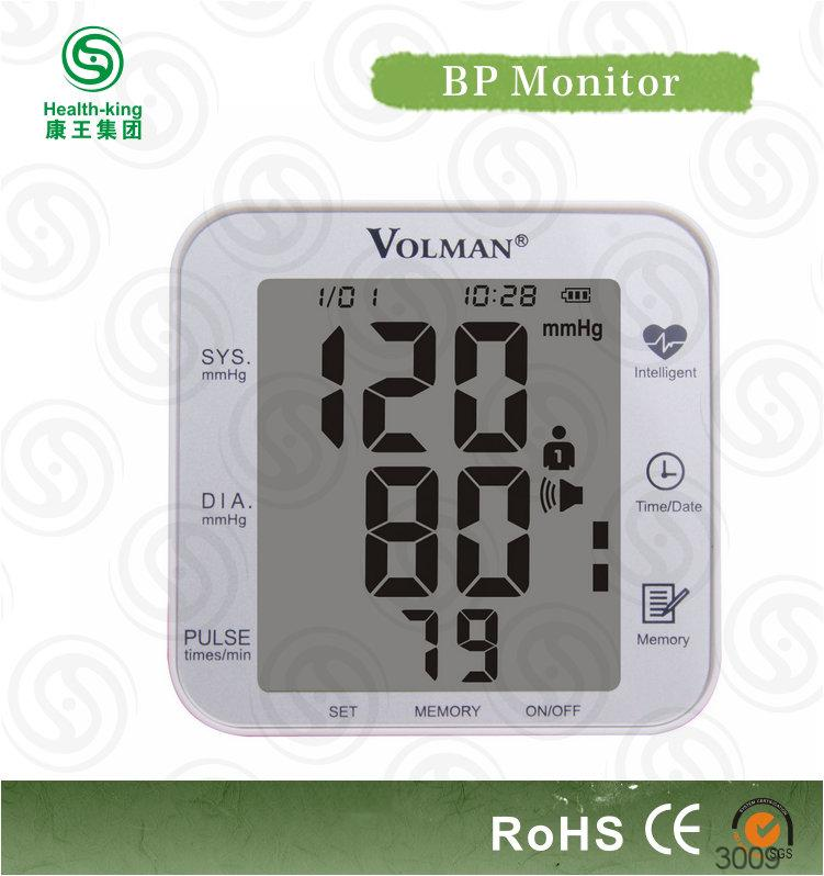 24 hour blood pressure monitor watch connected to computer
