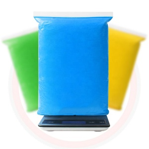 Ultralight clay slime 3D clay Crazy Clay 100g self-sealing bag for children