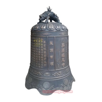 Hot sale metal ornaments products bronze church bell