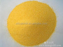 Coloured clear crushed glass sand