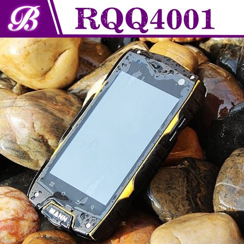MANN A18 rugged phone Qualcomn MSM8212 Quad Core Rear Camera 5.0M GPS mobile phone manufacturing plant