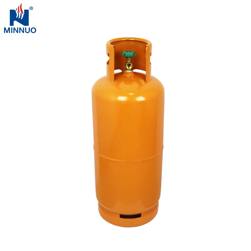 China factory DOT,CE ceterficate 50lb pure propane gas tank/lpg gas <strong>cylinder</strong> for Haiti Dominican market