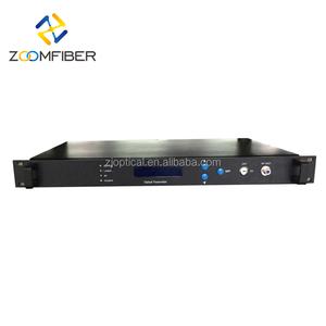 Power Supply Plug-in SNMP Type 24mw AOI Laser AGC/MGC 1310nm CATV Fiber  Optical Transmitter Price