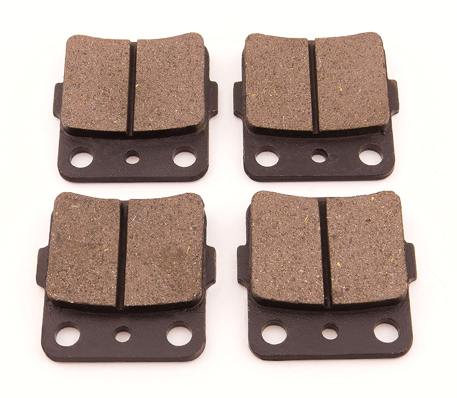 Rear Brake Pads for Suzuki ATV LTZ400F LTZ400 F QUADSPORT 2003-2008