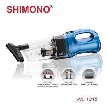 Shimono Turbo EZ Hoover Handy Vacuum Cleaner SVC 1015