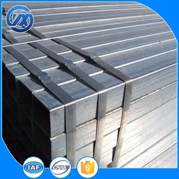 Jis Standard Hot Dipped Galvanized Welded Rectangular / Square Steelpipe/ -  Buy Square Steel Pipe/square Steel Pipe Rectangular Steel Pipe,Jis