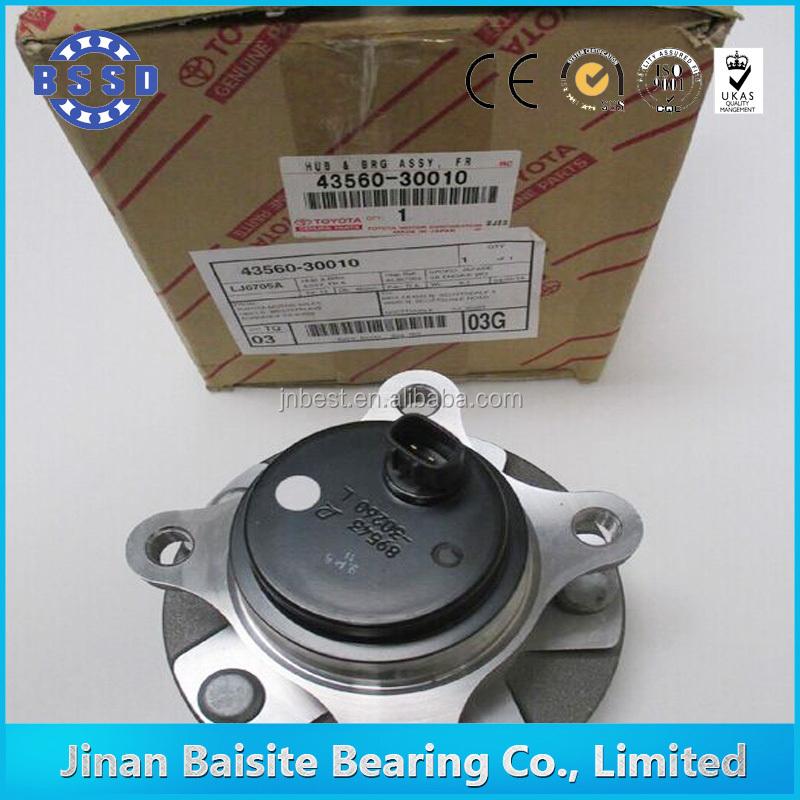 Oem Factory 43560-26010 Toyota Hiace Front Wheel Hub Bearing 90363 ...