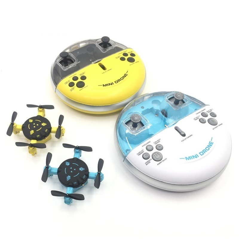 K5 Mini Drone 2.4G 4CH Headless Mode Pocket RC Quadcopter drone Kids Toys
