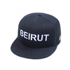 Fashion 6 panels 3D logo custom snap back hat