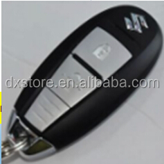 Topbest recommend product car key NEW original 2 buttons for suzuki swift smart key with 315mhz id47 chip