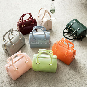 Hot sale PVC new Summer Waterproof Women Jelly Handbag