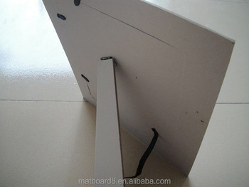 mdf backing board for frame easel backs essel - Easel Backs For Picture Frames
