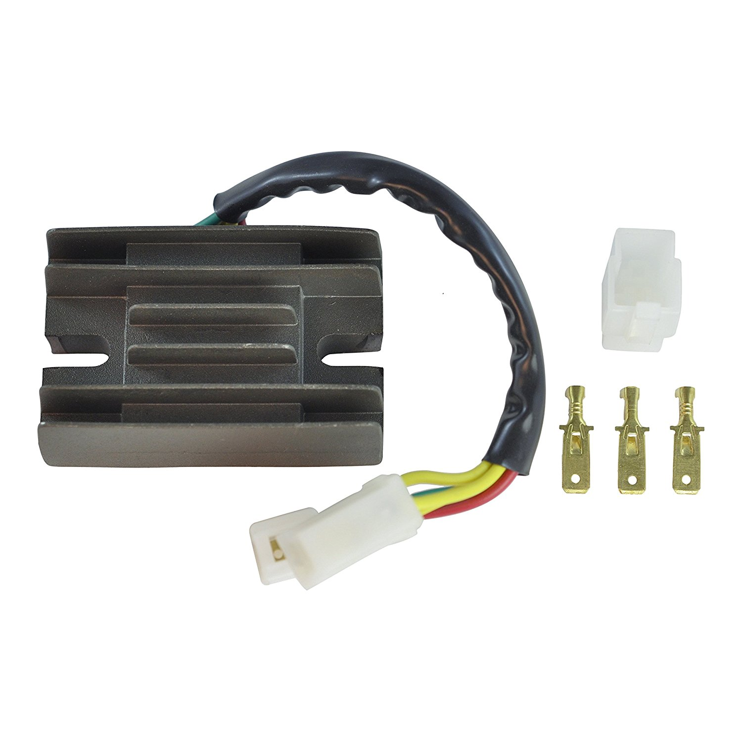 Cheap Suzuki Gs500 Tank Find Deals On Line At Wire Connectors Get Quotations Voltage Regulator Rectifier For Dr 650 Gs 500 Gsf 400 Bandit 1988 2002