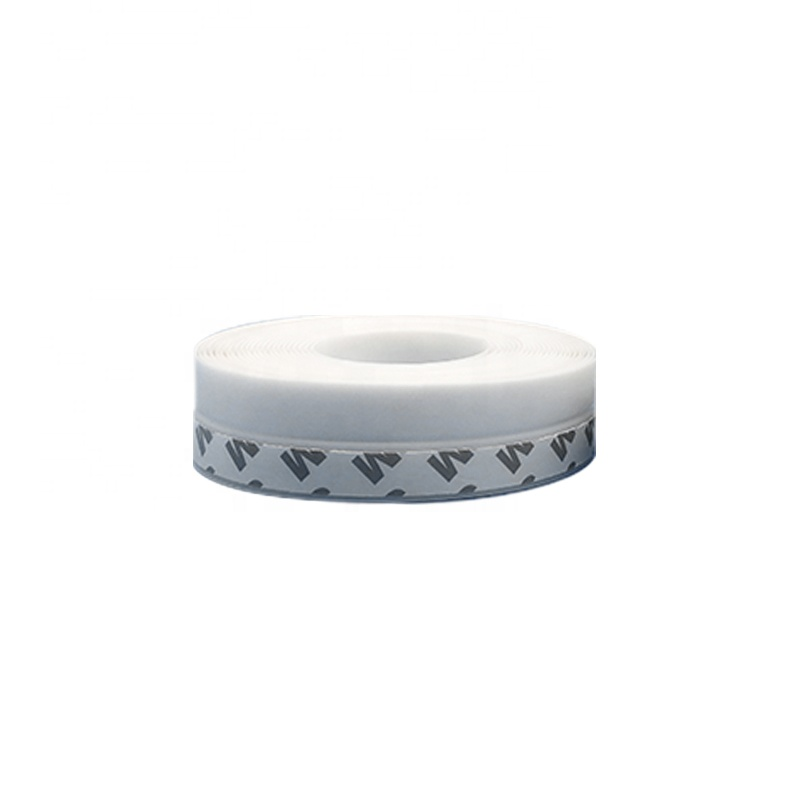 25/35/45MM 5M/Roll 3M adhesive tape silicone door weather stripping window door bottom seal