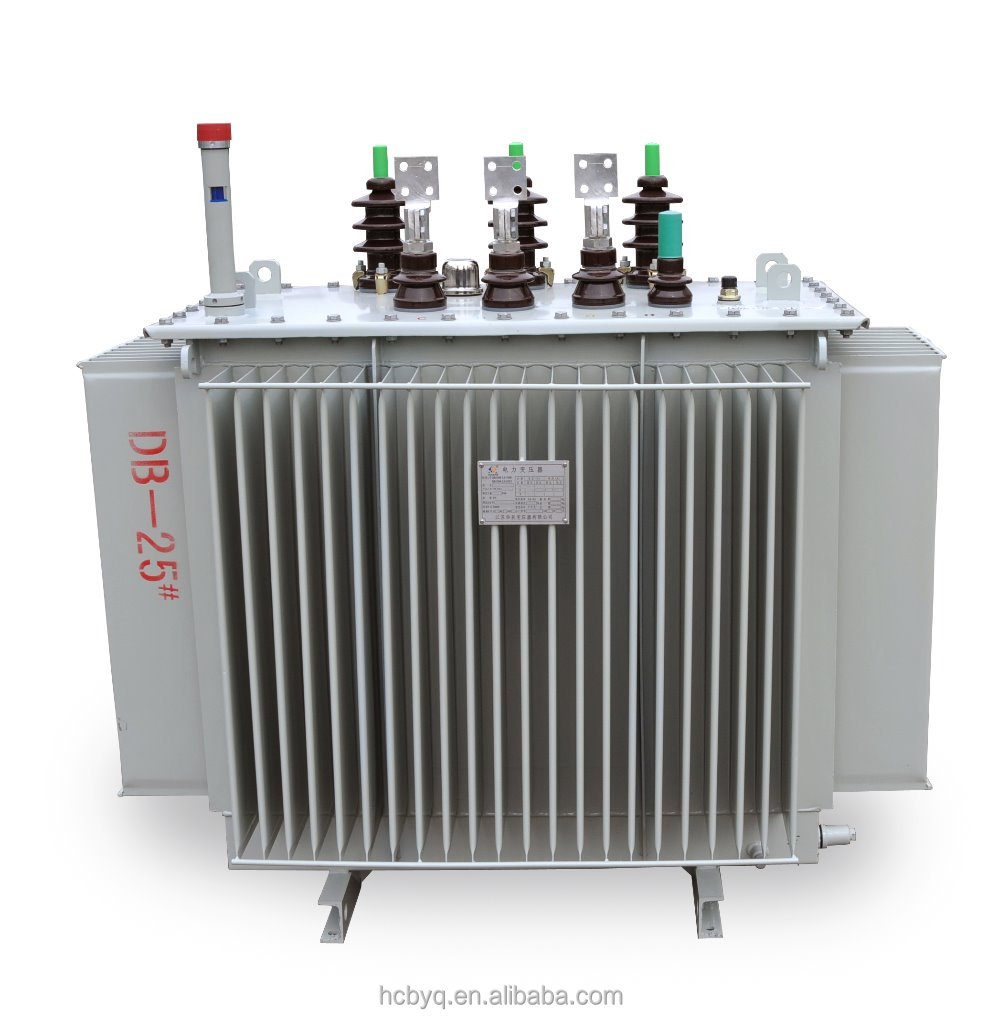 500kva three phase oil immersed transformer with price